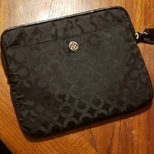 iPad quilted case